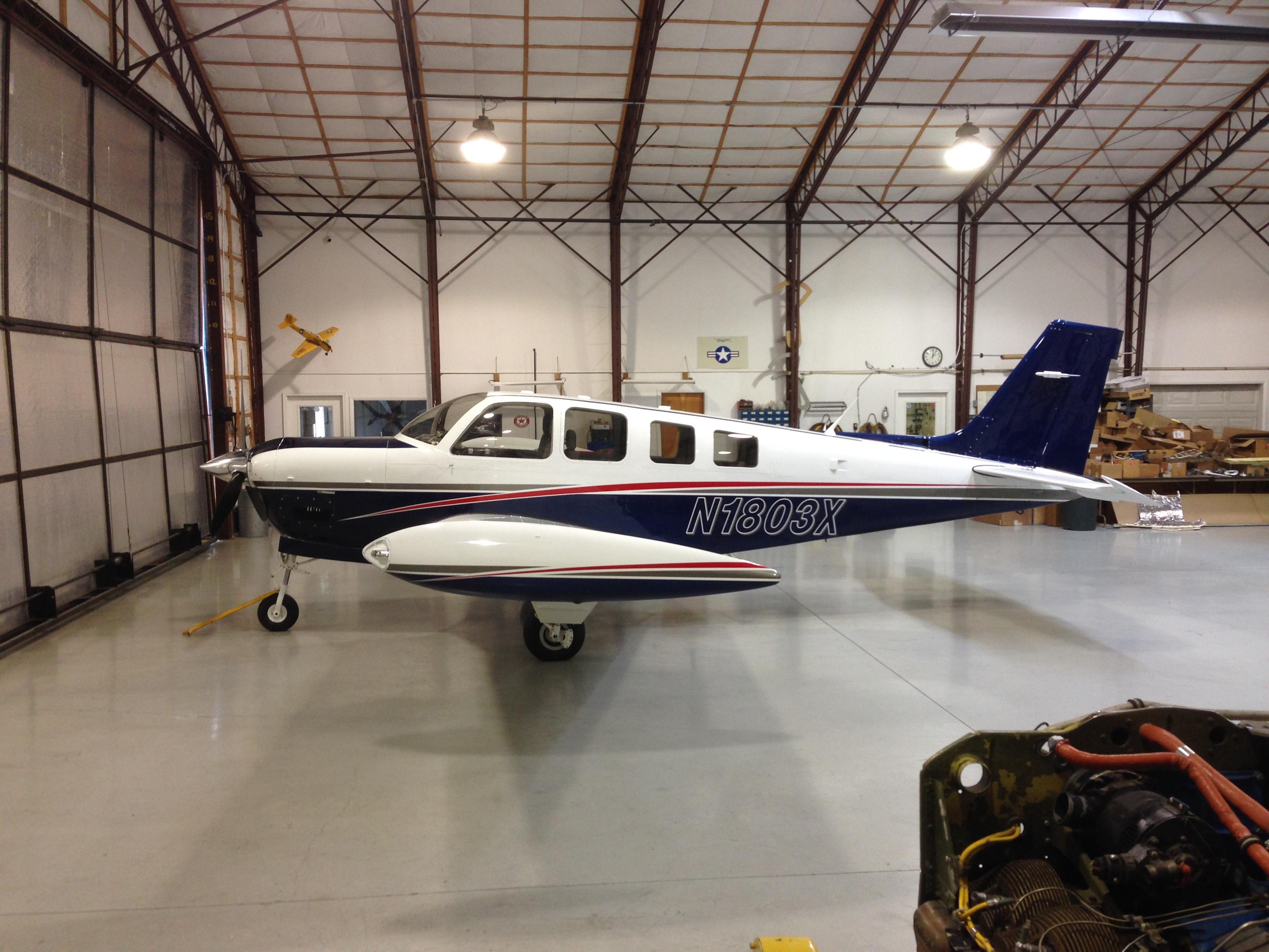 Ultimate Bonanza – Blackwell Aviation