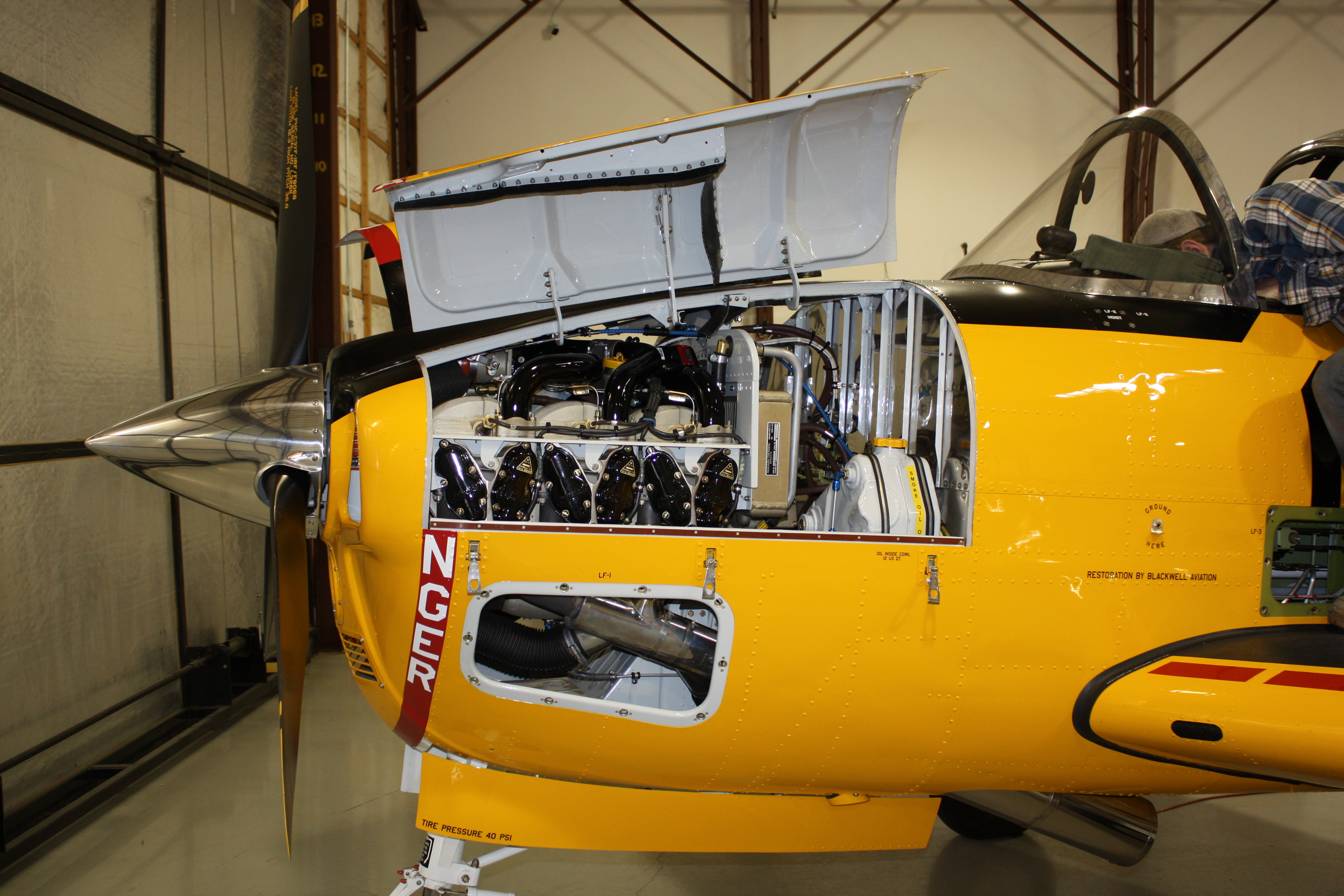 Restoration – Blackwell Aviation